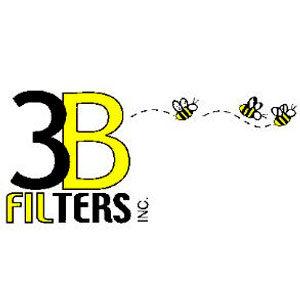 3b filter logo
